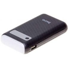 Внешний аккумулятор (Power Bank) Buro RC-7500A-B, 7500мАч, черный