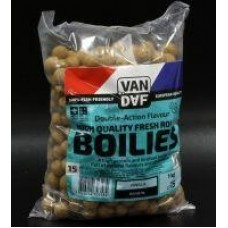 Бойлы Van Daf Classic Ваниль 15мм 1кг