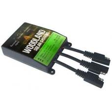 Контроллер заряда для солнечной панели 7А