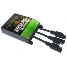 Контроллер заряда для солнечной панели 10А
