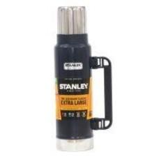 Термос Stanley Classic Vac Bottle Hertiage 1.3л. темно-синий