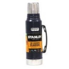 Термос Stanley Classic Vacuum 1л. темно-синий