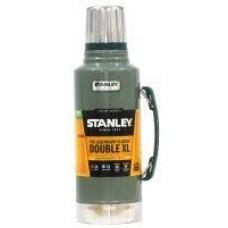 Термос Stanley Legendary Classic 1.9л. темно-зеленый