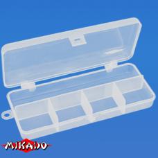 "Арт.UABM-014 Коробка рыболова ""Mikado"" ( 18,1 х 7,7 х 3,3 см ) (ABM-014)"