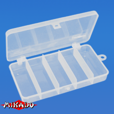 "Арт.UABM-015 Коробка рыболова ""Mikado"" ( 17,7 х 9,4 х 2,9 см ) (UABM-015)"