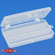 "Арт.UABM-016 Коробка рыболова ""Mikado"" ( 17,7 х 9,4 х 2,9 см ) (ABM-016)"