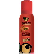 Аэрозоль Gardex Extreme от мошек и комаров 100мл